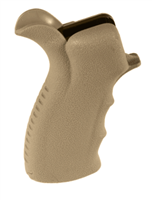 UTG Model 4/AR15 Combat Sniper Pistol Grip, Flat Dark Earth