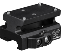 Vortex Optics Quick-Release Picatinny-Style AR-15 Flat-Top Venom Red Dot Mount Lower 1/3 Co-Witness Matte
