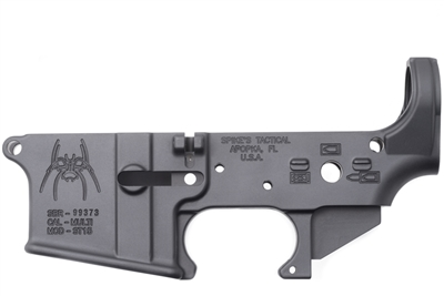 Spike's Tactical Spider Stripped Lower Receiver