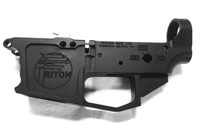 TRITON MFG 9MM Billet Lower Receiver