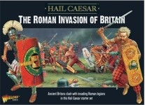 Hail Caesar The Roman Invasion of Britain Starter Set