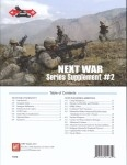 Next War Supplement 2