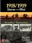 1918 - 1919 Storm in the West