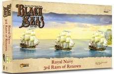 Royal Navy 3rd Rate Ships of Renown Black Seas Expansion