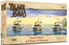 French Navy 3rd Rates Ships of Renown Black Seas Expansion