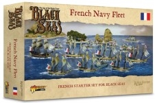 Black Seas French Navy Fleet  (1770-1830)