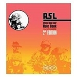 ASL 2nd Edition Rulebooks