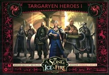 Targaryen Heroes 1 A Song of Ice and Fire Expansion