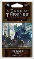 A Game of Thrones LCG - The King's Peace expansion pack