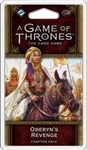 A Game of Thrones  Agot LCG Oberyn's Revenge Chapter Pack