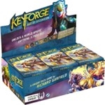 Keyforge Age of Ascension Display with 12 Archon Decks