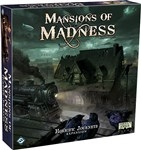 Horrific Journeys: Mansions of Madness 2nd edition Expansion