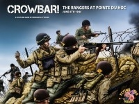 Crowbar: the Rangers at Point du Hoc -  base game