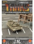 TANKS The Modern Age Sov T-62