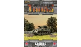 Tanks the Modern Age British Striker or Milan MCT