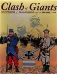 Clash of Giants Civil War - 2nd hand - 1st Edition