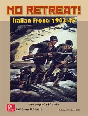 No Retreat 4: The Italian Front 1943-1945