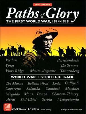 GMT Paths of Glory 6th printing 2019