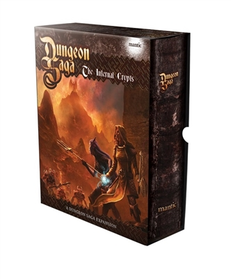 Dungeon Saga Infernal Crypt