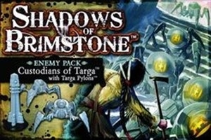 Shadows of Brimstone - Custodians of Targa with Targa Pylons - Enemy pack
