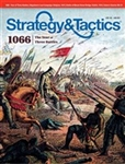 1066 : The Year of Three Battles (Strategy and Tactics 293)