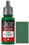 029 Sick Green Vallejo Game Color Paint