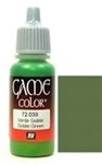 032 ScorpyGreen Vallejo Game Color Paint