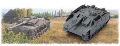 World of Tanks Expansion German StuG III G