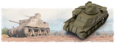 World of Tanks Expansion American M3 Lee