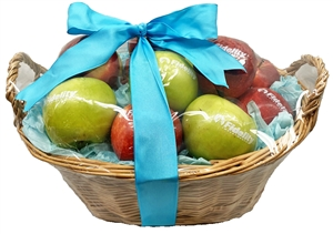 Branded Fruit Gift Basket of 24, each