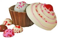 Cupcake Edible Chocolate Gift Box