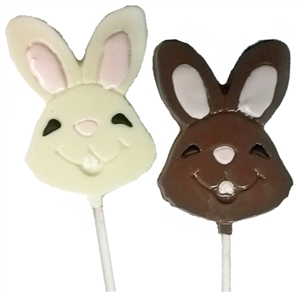 Chocolate Pops - Easter Bunny Face, EA