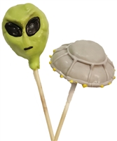 Cake Pops - Aliens, each