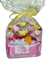 Cake Pops - Baby Bouquet of 10