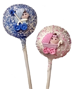 Cake Pops - Baby Designs, EA
