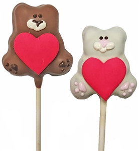 Cake Pops - Bear Heart, EA