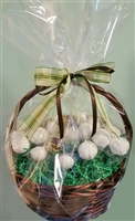 Cake Pops Classic Designs, Gift Basket of 24