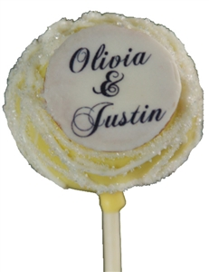Cake Pops Personalized