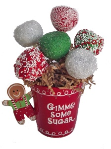 Cake Pops Holiday Classic Designs Mug