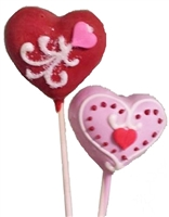 Cake Pops - Heart Shaped, EA