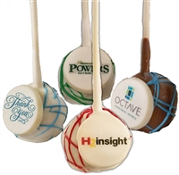 Cake Pops - Photo or Logo, each