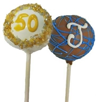 Cake Pops Number or Letters, EA