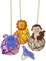 Cake Pops Party Rings, Animals