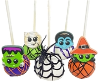 Cake Pops Hallow-Rings, each