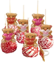 Cake Pops - Party Rings, Valentine's Day