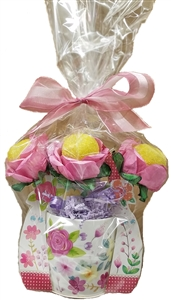 Cake Truffles - Sweet Blooms, Gift Box of 6