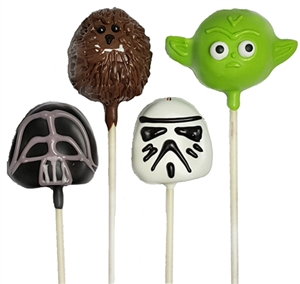 Cake Pops Star Wars, EA