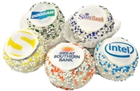 Cake Truffles - Photo or Logo, each