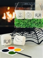 Marshmallows - Halloween S'mores Activity Kit