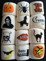 Marshmallows Halloween Images